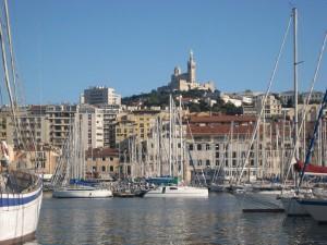 Marseille, 1944