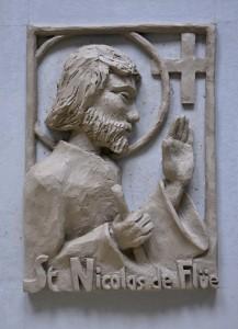 St Nicolas, Roger Gaspoz