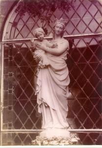 Vierge d'Aiguebelle